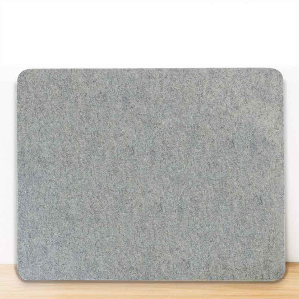 1 wool ironing mat