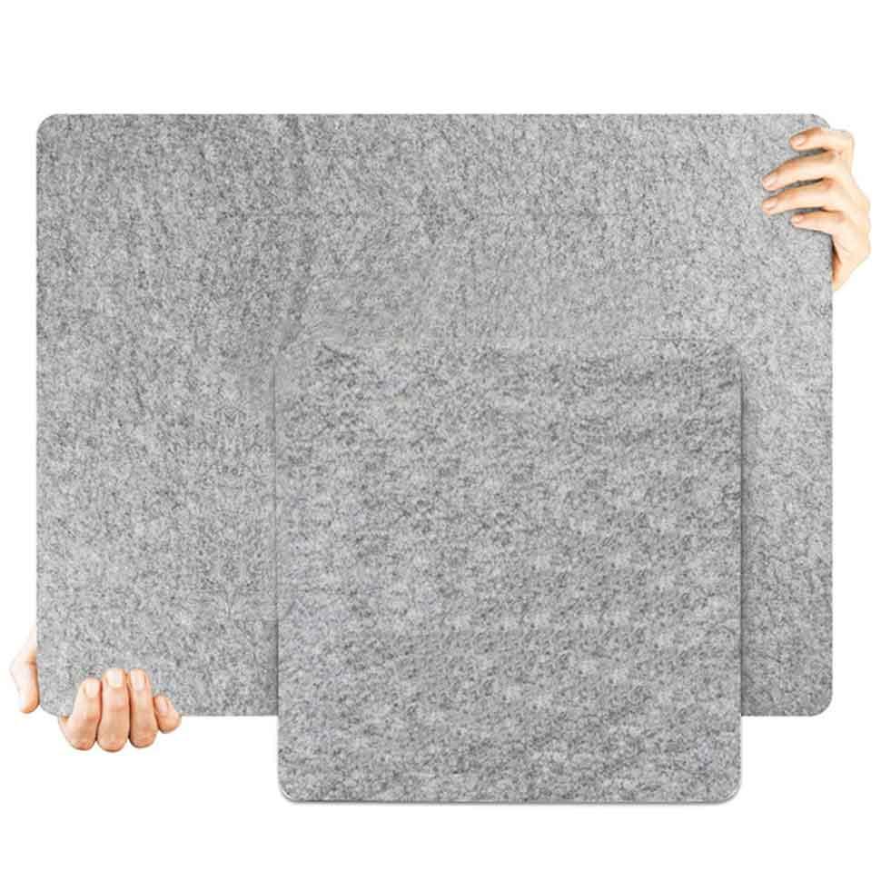 6 wool ironing mat