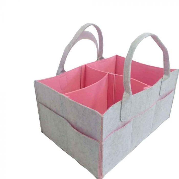 Diaper Bags LIner Pink