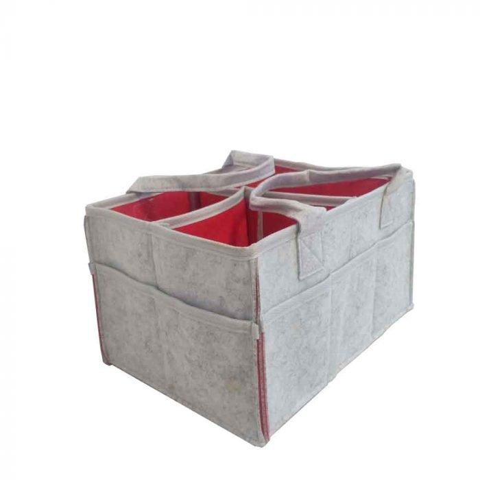 Diaper Bags Liner Red