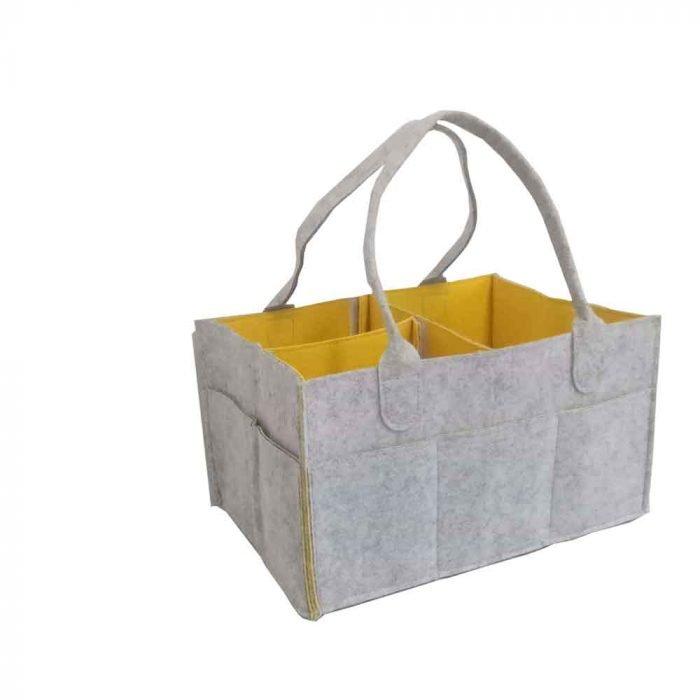 Diaper Bags Liner Yellow