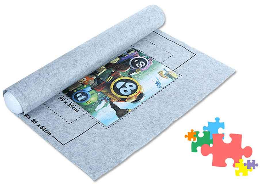 Felt Puzzle Mat 2