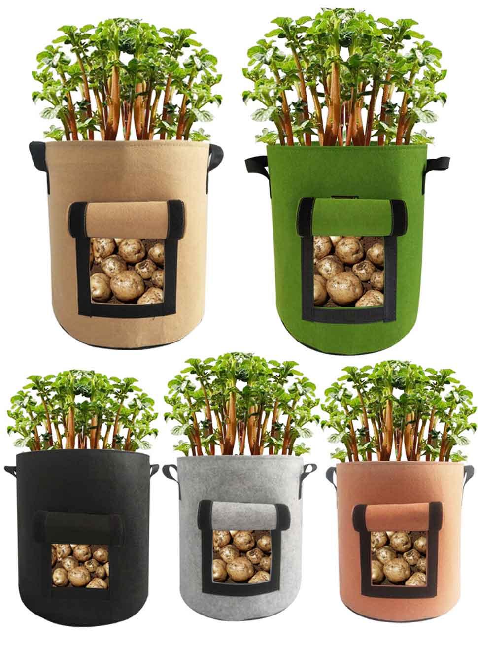 vegetable grow bags 3
