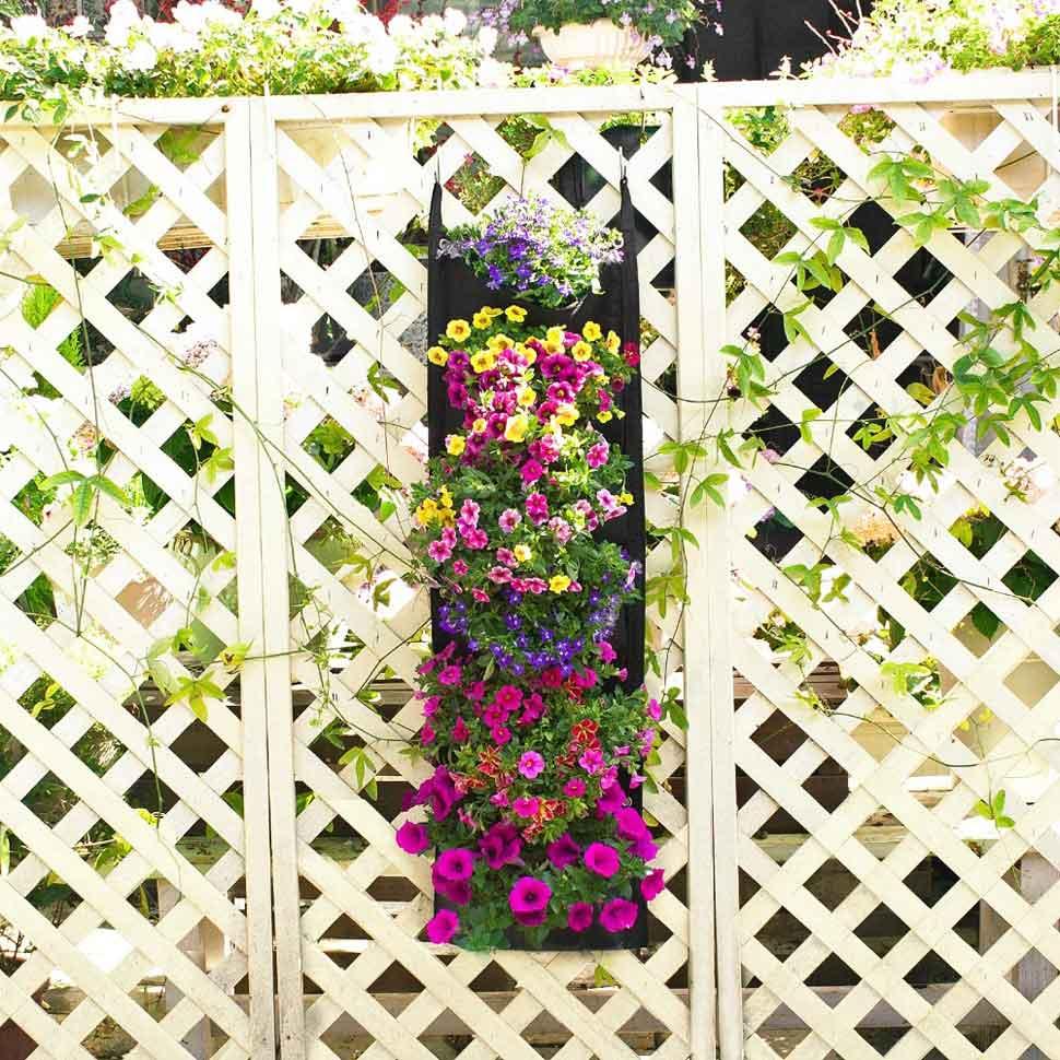 vertical wall planter 3