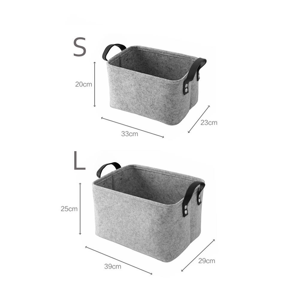 Felt Storage Basket
