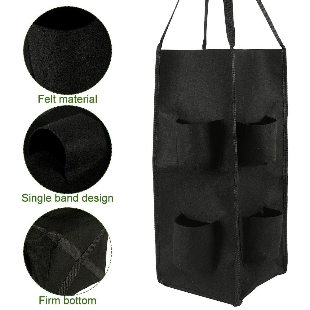 10 Gallon Multi-Mouth Grow Bags