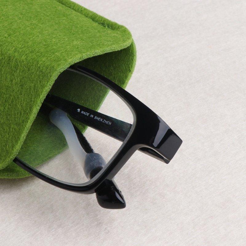 Felt Sunglasses Bag