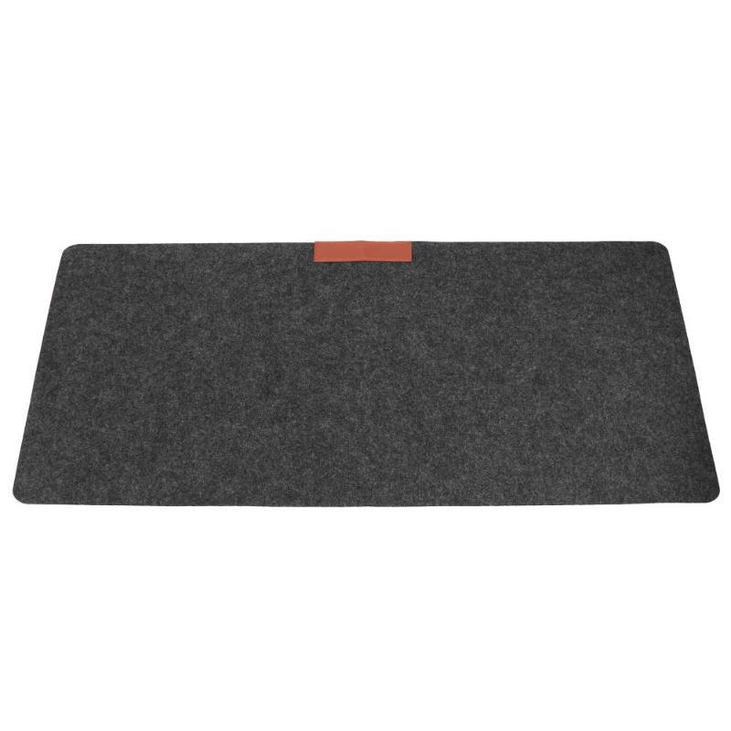 Large Soft Felt Mouse Pad