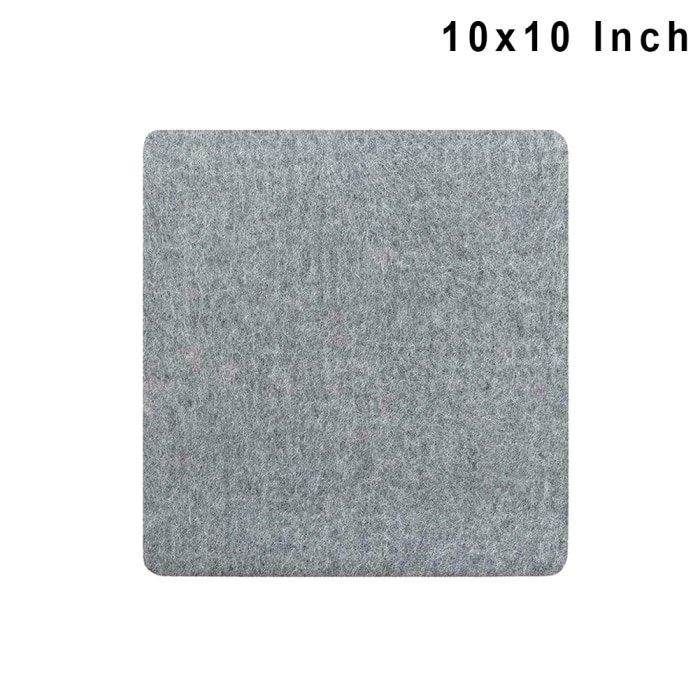 Household Supplies Wool Pressing Mat Ironing Pad High Temperature Ironing Board Felt Press Mat For Home Tabla De Planchar